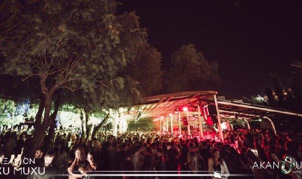 Ακάνθους Άλιμος τιμές - Akanthus club summer