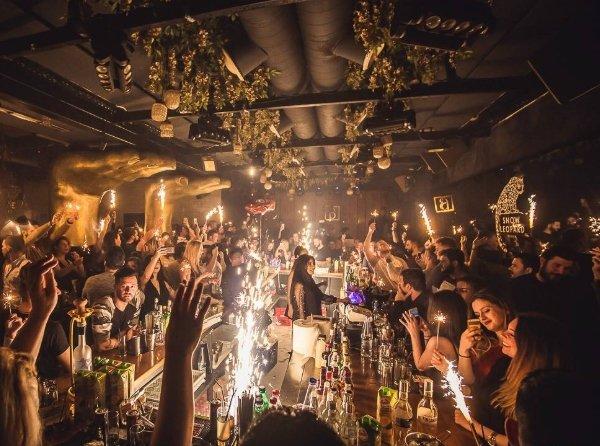 Β Ψυχιατρικη γκαζι - Β Nightclub
