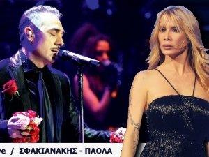 Gazi live Σφακιανάκης Πάολα